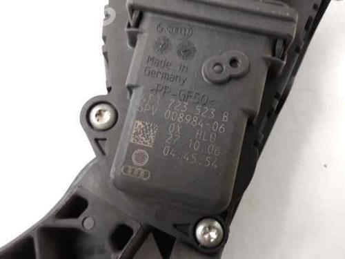 Pedal AUDI A6 (4F2, C6) 3.0 TDI quattro 4F1723523B | 6PV00898 | 34453188