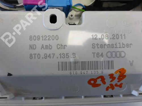 Plafoniera AUDI A4 Avant (8K5, B8) 3.0 TDI quattro 8T0947135B | 8K0951177 | 39677401