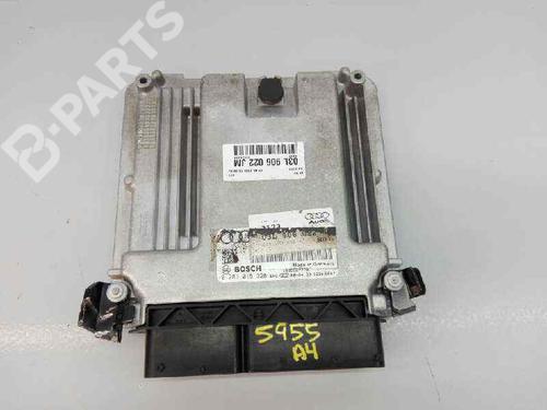 03L990990G | 0281015328 | Motorstyringsenhed A4 (8K2, B8) 2.0 TDI (120 hp) [2008-2015]  3266454