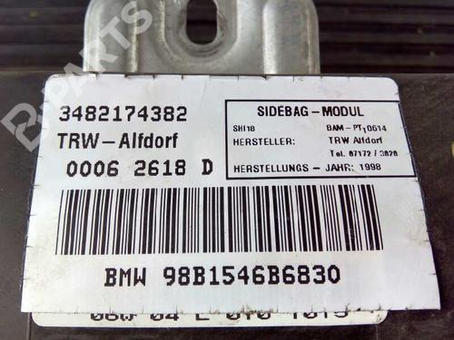 Airbag joelho BMW 3 (E46) 316 i 98B1546B6830   8414899
