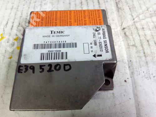 Centralina airbags BMW 5 (E39) 520 i 65778362072 8415263