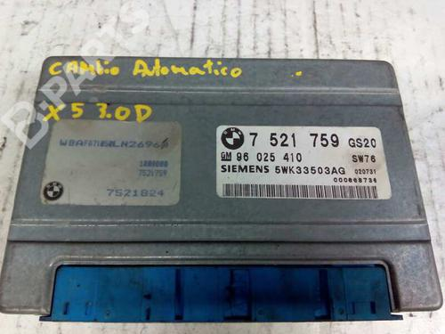 Centralina caixa velocidades Automática BMW X5 (E53) 3.0 d 5WK33503AG 8415270