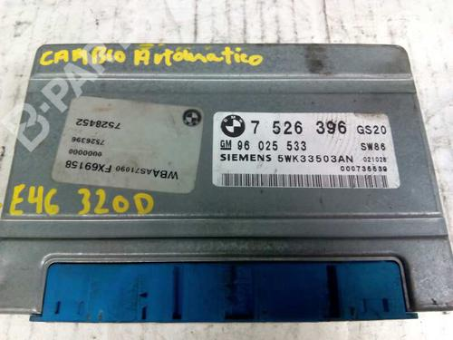 Centralina caixa velocidades Automática BMW 3 (E46) 316 i 5WK33503AN 8415273