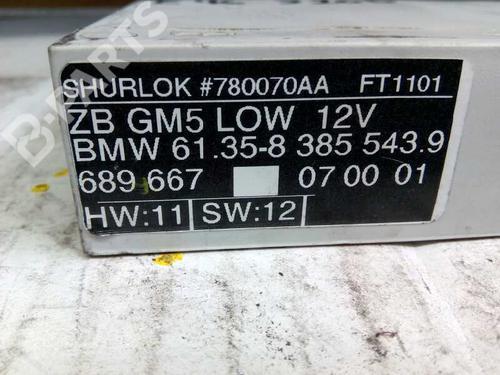 Centralina fecho central BMW 3 (E46) 316 i 613583855439   8415291