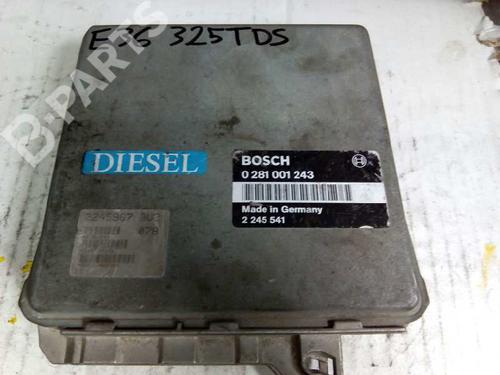 Centralina do motor BMW 3 (E36) 325 tds 02810P1243 8415296
