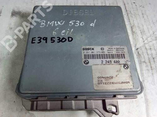 Centralina do motor BMW 5 (E39) 520 i 0281001373 8415309