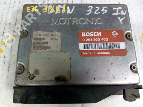 1748037 | 0261200402 | E3-A2-46-1 | Centralina do motor 3 (E36) 325 tds (143 hp) [1993-1998]  1560682