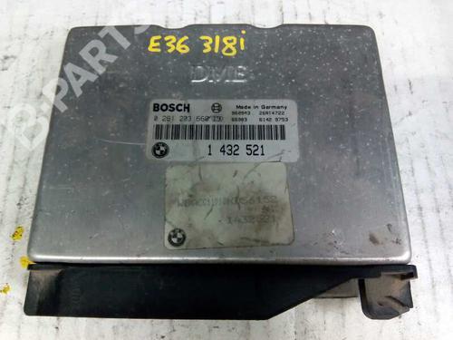 Centralina do motor BMW 3 (E36) 325 tds 1432521 8415320