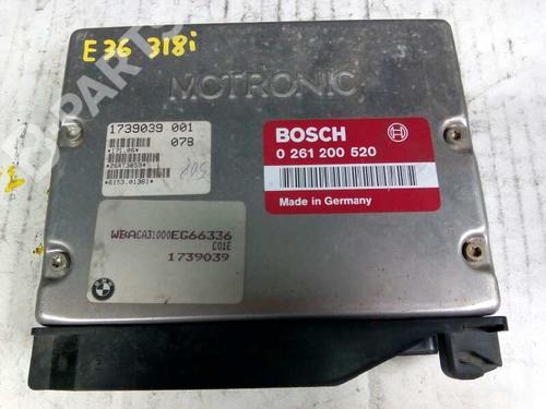 Centralina do motor BMW 3 (E36) 325 tds 1739039 8415323
