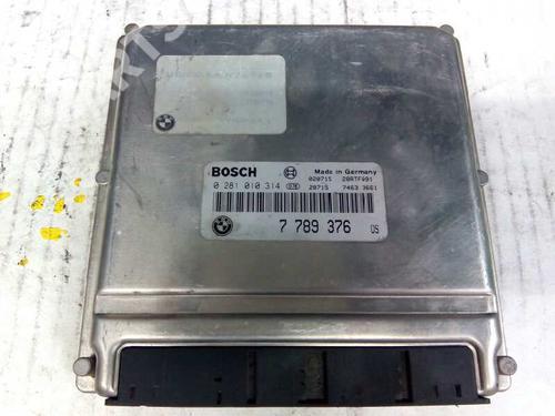 Centralina do motor BMW X5 (E53) 3.0 d 0281010314 8415328