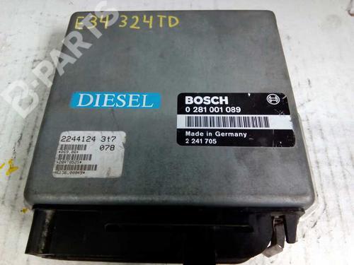 Centralina do motor BMW 5 (E34) 520 i 24V 028100189 8415336