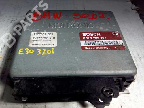 Centralina do motor BMW 3 (E30) 318 i 0261200157 8415352