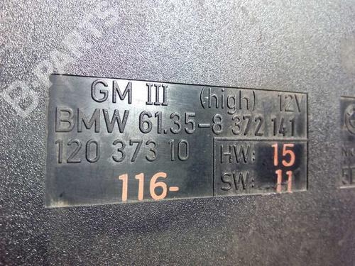 Centralina fecho central BMW 5 (E39) 520 i 61358372141 8415366