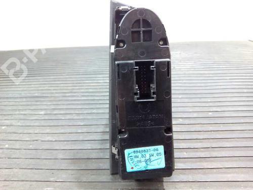 Comutador vidro frente direito BMW 3 (E90) 318 d 61316945874 17860143