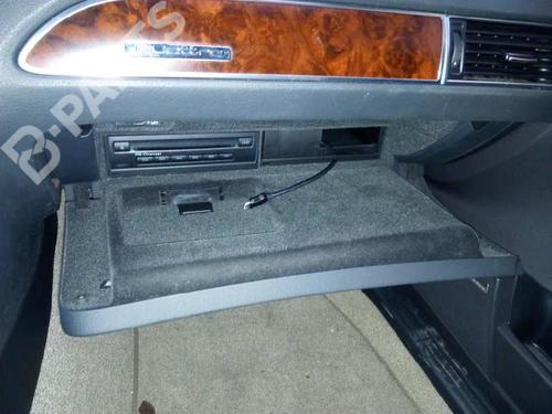 Handskerum AUDI A6 Allroad (4FH, C6) 3.2 FSI quattro 4F1857104B | 17871215