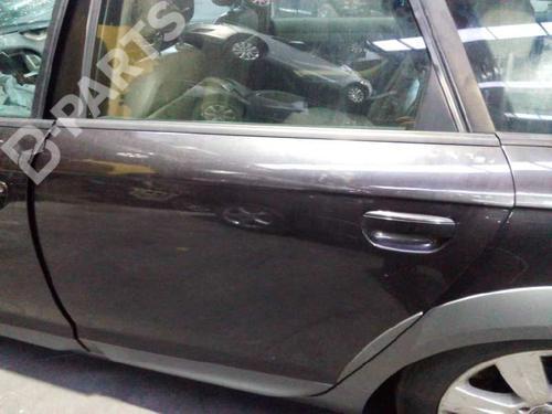 Dør venstre bagtil AUDI A6 Allroad (4FH, C6) 3.2 FSI quattro (255 hp) 4F0833051G |