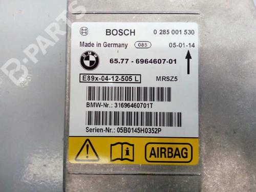 Centralina airbags BMW 3 (E90) 320 d 0285001530 | E3-A2-24-4 | 17874391