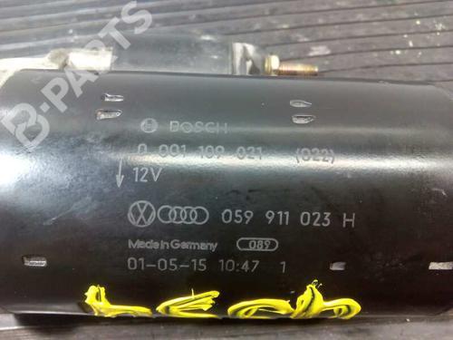 059911023H | 0001109021 | P3-A10-4-1 | Anlasser A4 (8E2, B6) 2.5 TDI quattro (180 hp) [2000-2004] AKE 2220106