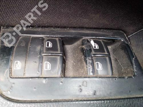 Left Front Window Switch  AUDI, A6 (4F2, C6) 3.0 TDI quattro(4 doors) (225hp) BMK, 2004-2005-2006 17936169