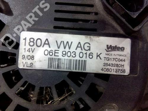 Generator AUDI A6 Allroad (4FH, C6) 3.2 FSI quattro 06E903016K | TG17C044 | P3-B5-28-2 | 17888467