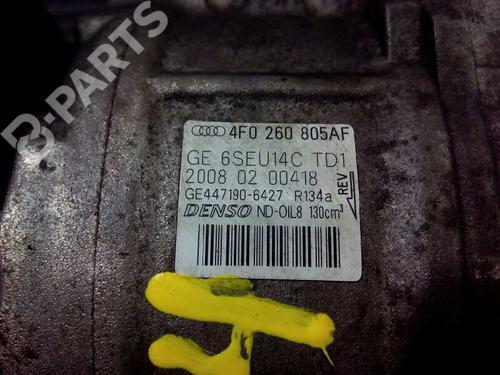 Compresseur AC AUDI A6 Allroad (4FH, C6) 3.2 FSI quattro 4F0260805AF   GE4471906427   P3-A1-29-2   17888476