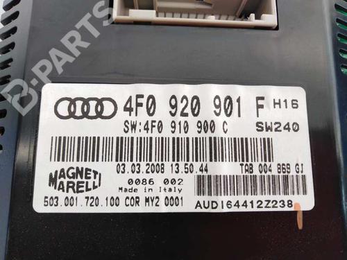 Kombiinstrument AUDI A6 Allroad (4FH, C6) 3.2 FSI quattro 4F0920901F | E2-A1-4-8 | 17889820