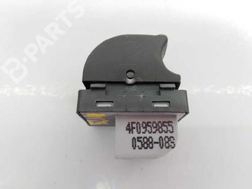 Højre bagtil elrude kontakt AUDI A6 Allroad (4FH, C6) 3.2 FSI quattro 4F0959855A | E2-A1-4-8 | 17889866