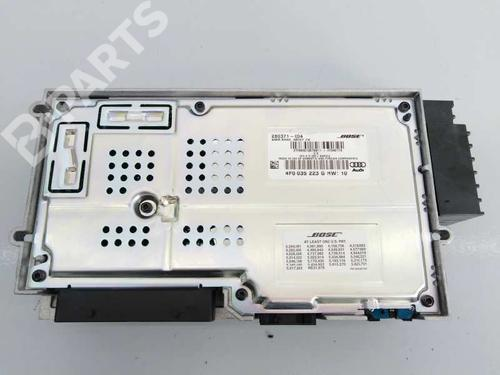 Module électronique AUDI A6 Allroad (4FH, C6) 3.2 FSI quattro 4F0035223G  9393438