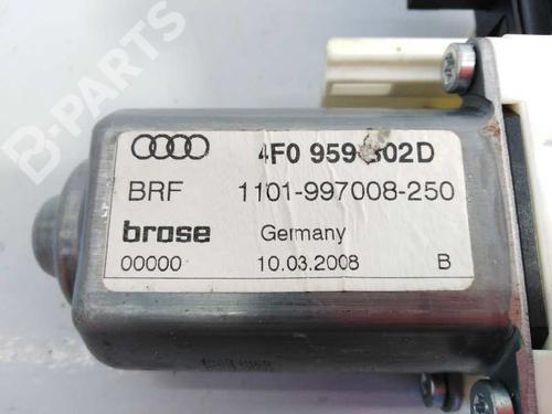 Rudehejsemekanisme Højre foran AUDI A6 Allroad (4FH, C6) 3.2 FSI quattro 4F0959802D | E1-B6-6-1 | 17889982