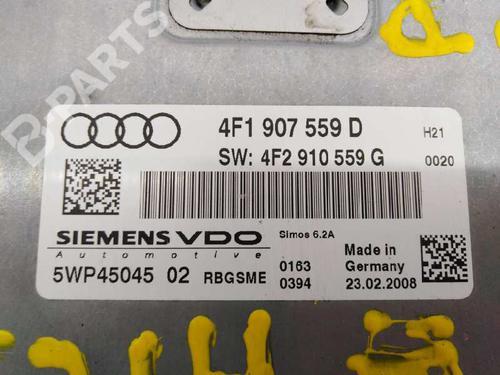 Motorstyringsenhed AUDI A6 Allroad (4FH, C6) 3.2 FSI quattro 4F1907559D 9393726