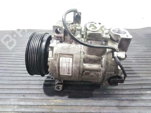 Ac Compressor 8FK351110881 AUDI, A6 (4F2, C6) 3.0 TDI quattro(4 doors) (225hp) BMK, 2004-2005-2006 17936158