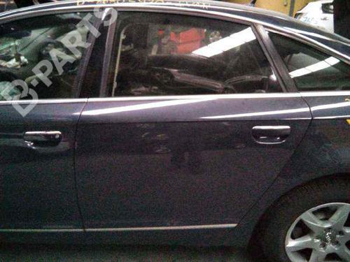 Tür links hinten A6 (4F2, C6) 2.0 TDI (170 hp) [2008-2011] CAHA 6099422