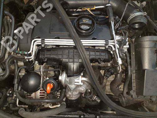 BKD | M1-A1-81 | Motor A3 (8P1) 2.0 TDI 16V (140 hp) [2003-2012] BKD 6449026