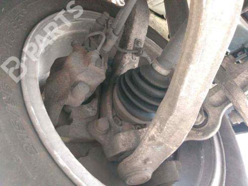 Achsschenkel links vorne A4 Convertible (8H7, B6, 8HE, B7) 2.0 TDI (140 hp) [2006-2009] BPW 4695202