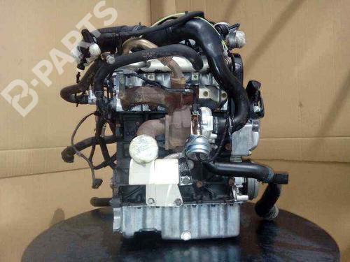 Engine VW NEW BEETLE (9C1, 1C1) 1.9 TDI ALH | M1-A1-9 | 23624853