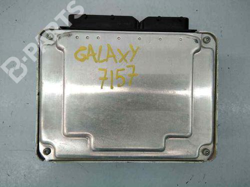 Centralita motor FORD GALAXY (WGR) 1.9 TDI 038906019NB | 0281011821 | E3-B3-33-3 | 31072537
