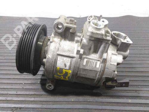Ac Compressor 1K0820859T | 6SEU14CTD1 | P3-A1-22-2 | AUDI, A3 (8P1) 1.4 TFSI(3 doors) (125hp) CAXC, 2007-2008-2009-2010-2011-2012 23330834