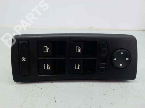 6937483 | E3-A2-29-1 | Fensterheberschalter links vorne X5 (E53) 3.0 i (231 hp) [2000-2006]  5287534
