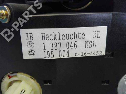Piloto trasero derecho BMW 3 (E36) 316 i 195004T164452 | E1-A3-25-2 | 23636755