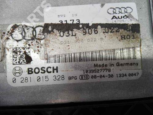 Centralita motor AUDI A4 (8K2, B8) 2.0 TDI 03L990990G   0281015328   43873483