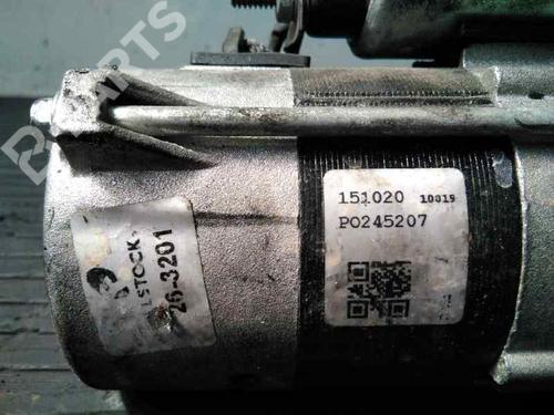 Anlasser BMW X3 (E83) 2.0 d 151020 | P0245207 | P3-A10-29-2 | 33989181