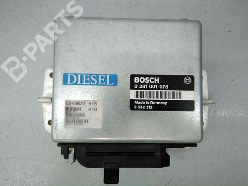 0281001078   2242212   E3-A2-30-3   Centralina do motor 5 (E34) 524 td (115 hp) [1988-1991]  5320011