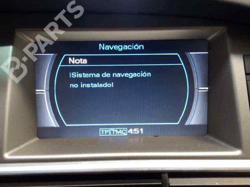 Bilradio AUDI A6 Allroad (4FH, C6) 3.2 FSI quattro (255 hp) 4F1919611 | 8T0919603 | E2-A1-4-8 |