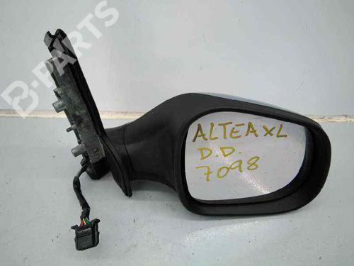 21986662 | E1-B6-42-2 | Rétroviseur droite ALTEA (5P1) 1.6 TDI (105 hp) [2009-2021] CAYC 5249163