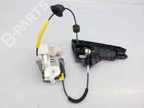 8J1837015F   E1-B6-32-4   Venstre fortil lås Q5 (8RB) 2.0 TDI quattro (150 hp) [2013-2017] CSUA 5110627