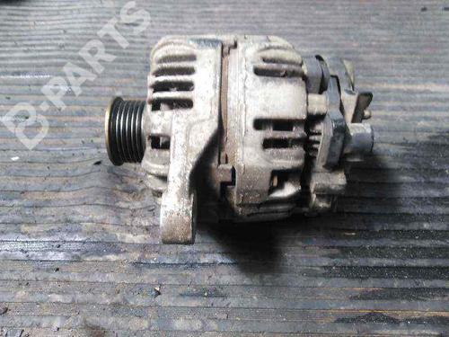124325060   46813262   P3-A4-10-5   Alternateur 147 (937_) 1.6 16V T.SPARK ECO (937.AXA1A, 937.BXA1A) (105 hp) [2001-2010] AR 37203 5948678