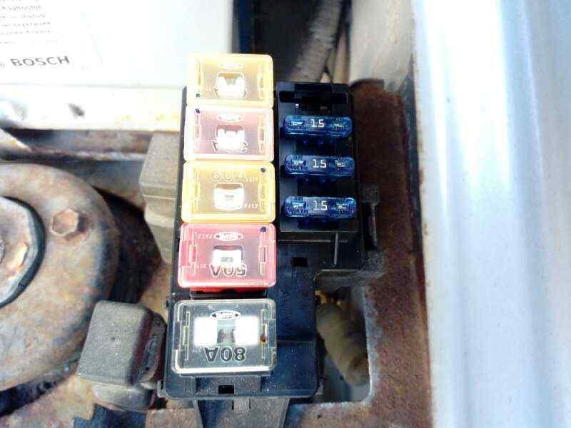 fuse box suzuki grand vitara i (ft, ht) 2.0 4x4 (sq 420) | b-parts  b-parts