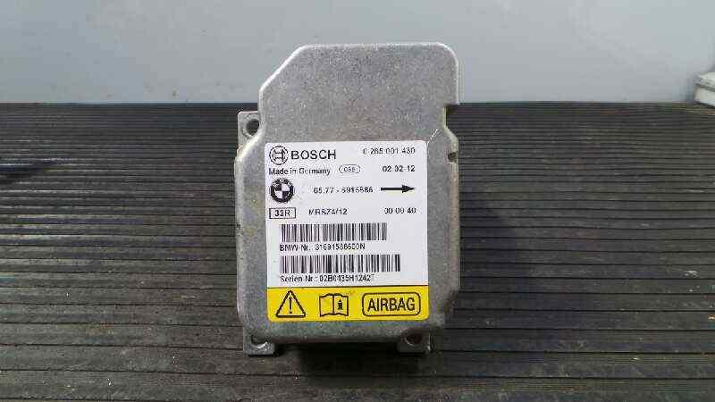 BMW Mini Cooper One S Airbag Module de commande 65776915886 0285001430