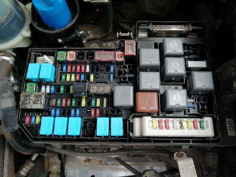 fuse box toyota land cruiser prado (_j15_) 2.8 d-4d (gdj150_, gdj155_,  gdj150)   b-parts  b-parts