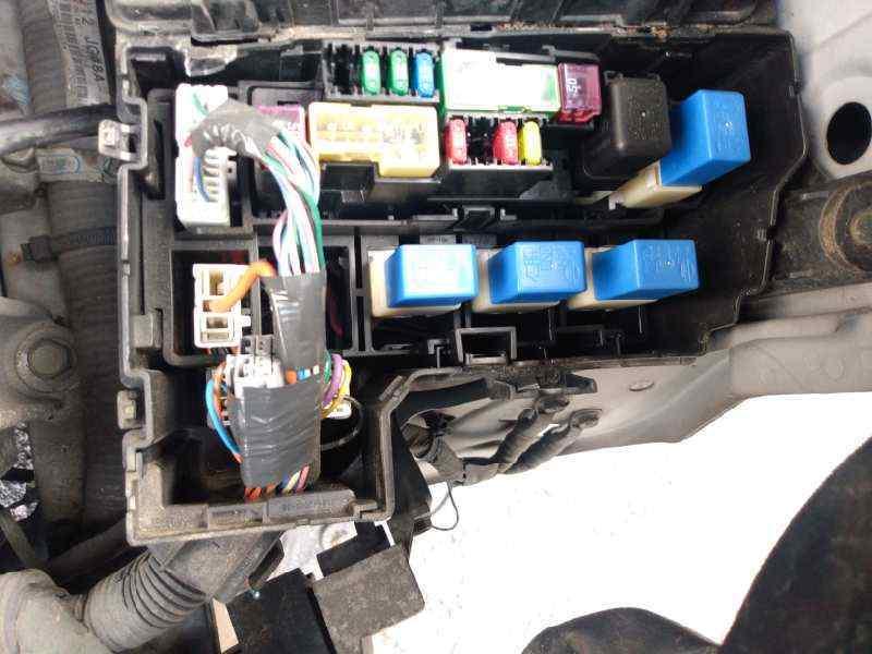 sicherungskasten nissan x-trail (t31) 2.0 dci 4x4 284b9jg01a | b-parts  b-parts